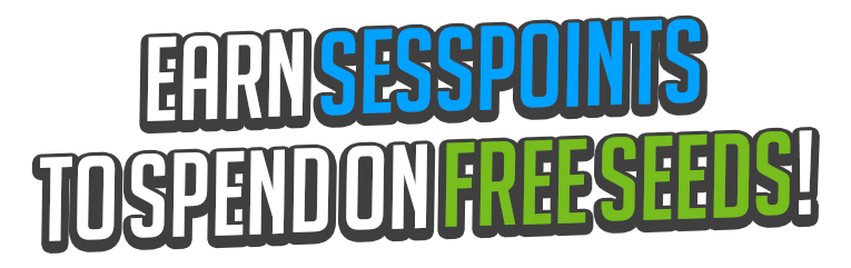 Earn Sess Points to spend on free seeds!
